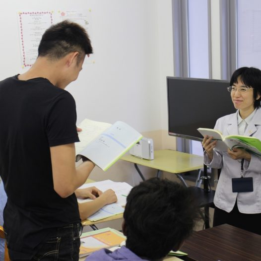 Japanese Department Preparatory Course C (Shimonoseki School)