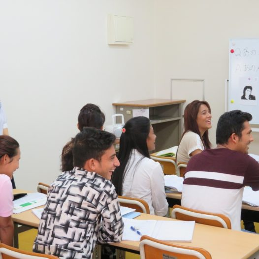 Japanese Department Preparatory Course C (Hagi School)